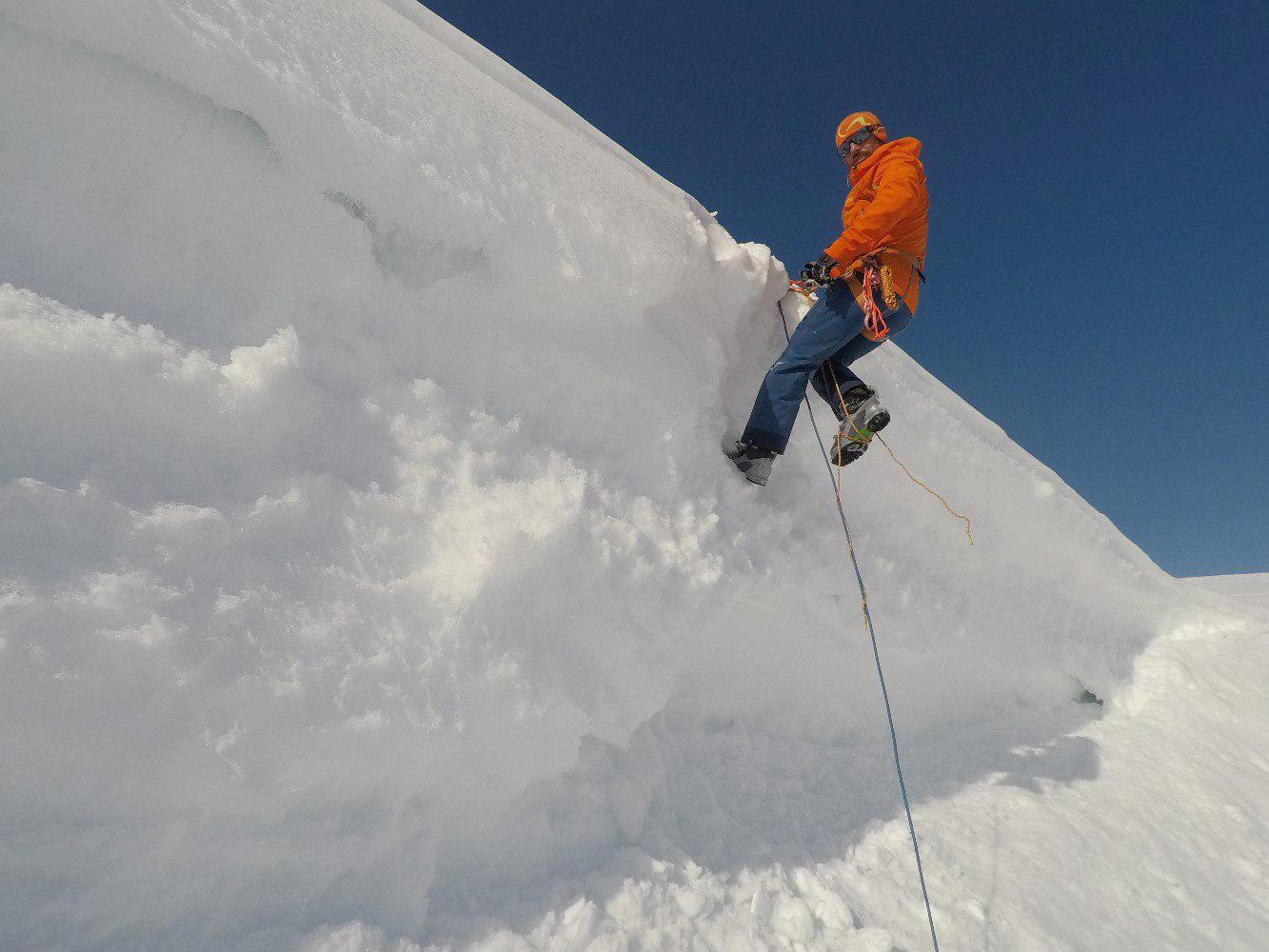 Снаряжение альпинизм