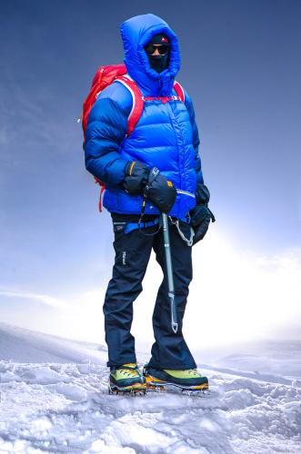 Одежда для восхождения на Эльбрус в холод