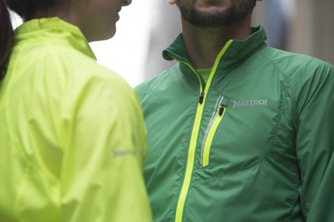 Ветровка Marmot Trail Wind Hoody