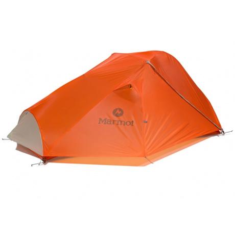 Палатка Marmot Pulsar 1P   Vintage Orange   Вид 1