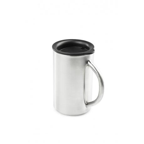 Термокружка GSI Camp Cup 15 Oz | Stainless | Вид 1