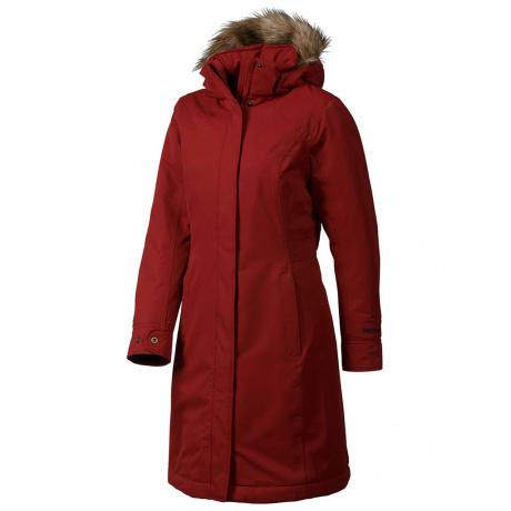 Пальто женское Marmot Wm's Chelsea Coat | Dark Crimson | Вид 18