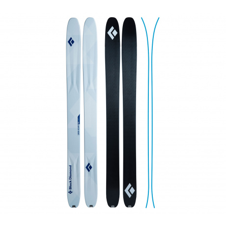 Лыжи Black Diamond Carbon Megawatt Skis | | Вид 1