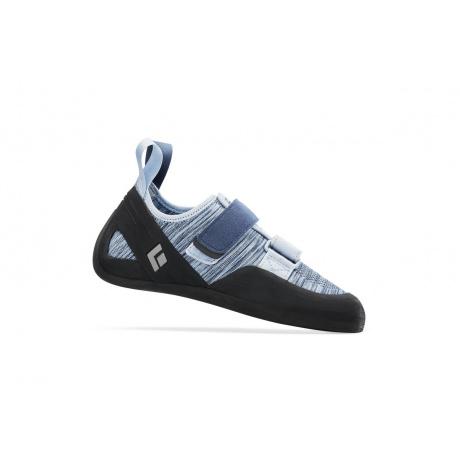 Скальные туфли женские Black Diamond Momentum- Wmn'S Climbing Shoes | Blue Steel | Вид 1
