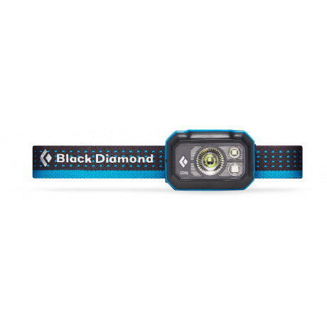 Фонарь налобный Black Diamond Storm 375 Headlamp | Azul | Вид 1