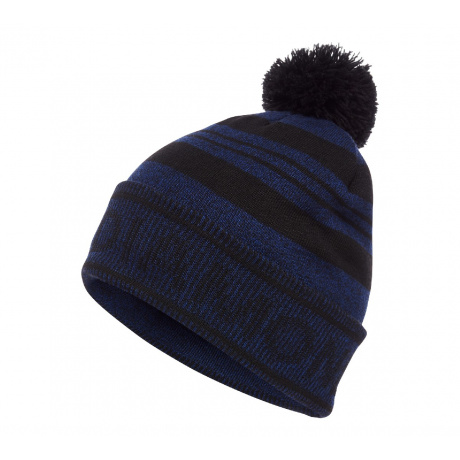 Шапка Black Diamond POM BEANIE | Black/Blue | Вид 1