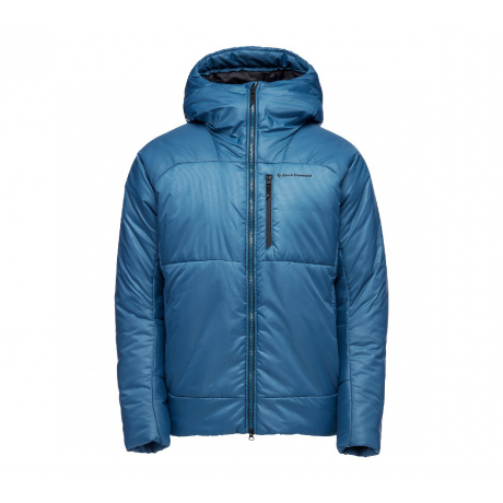 Куртка мужская Black Diamond M BELAY PARKA | Astral Blue | Вид 1