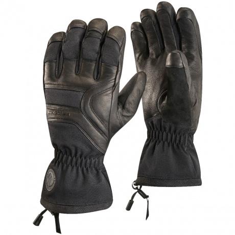 Перчатки Black Diamond PATROL GLOVES | Black | Вид 1