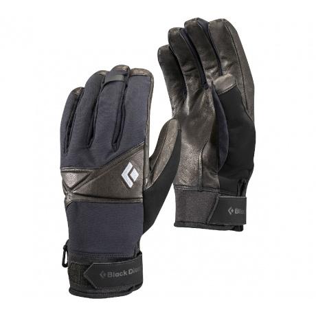 Перчатки Black Diamond Terminator Glove | Black | Вид 1
