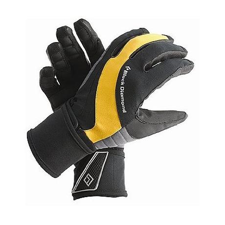 Перчатки Black Diamond Deviant   Black   Вид 1