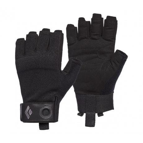 Перчатки Black Diamond Crag Half-Finger Gloves   Black   Вид 1