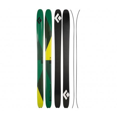 Лыжи Black Diamond BOUNDARY 115 SKIS | | Вид 1