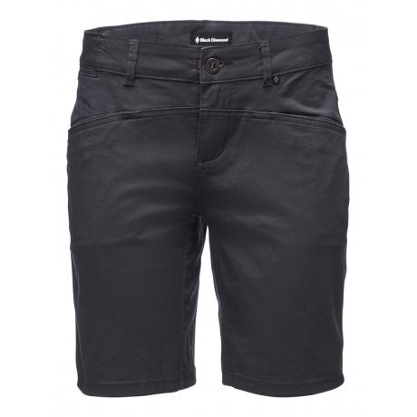 Шорты женские Black Diamond W Radha Shorts | Carbon | Вид 1