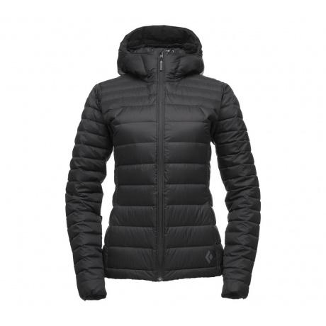 Куртка женская Black Diamond W COLD FORGE HOODY | Black | Вид 1