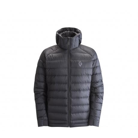 Куртка Black Diamond M COLD FORGE HOODY   Black   Вид 1