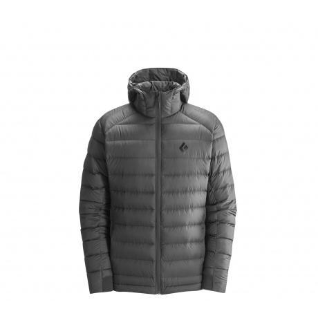 Куртка Black Diamond M COLD FORGE HOODY | Ash | Вид 1