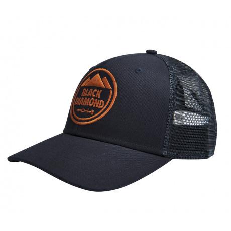 Кепка Black Diamond Bd Trucker Hat   Captain/Redwood   Вид 1