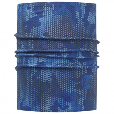 Подшлемник Buff Helmet Liner Pro | Binary Royal Blue | Вид 1