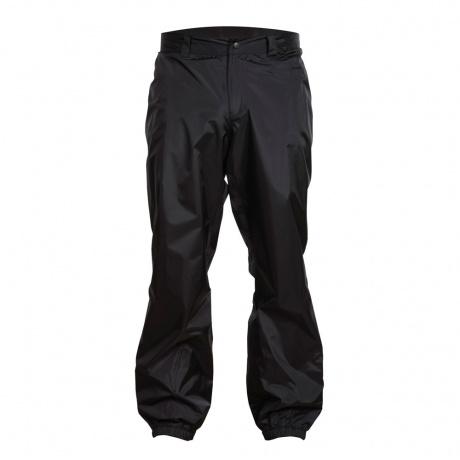 Брюки Bergans Superlett Pants | Black | Вид спереди