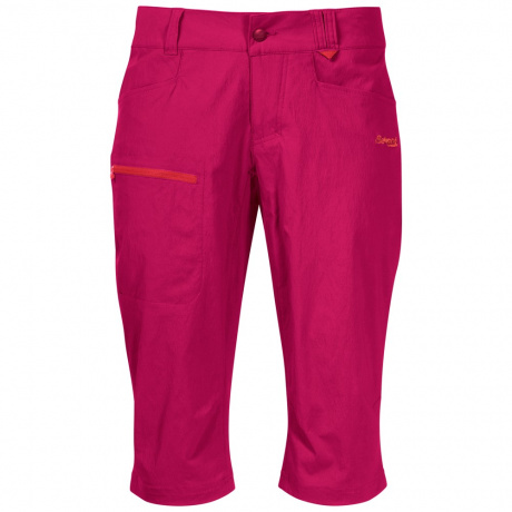 Брюки женские Bergans Utne Lady Pirate Pants | Bougainvillea/Strawberry | Вид спереди