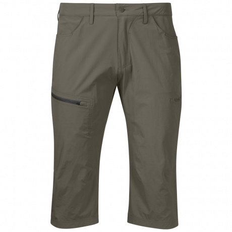 Брюки Bergans Moa Pirate Pants | Green Mud/Seaweed | Вид спереди