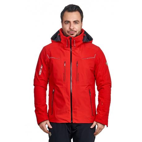 Куртка Descente VALEN | Electric Red | Вид спереди