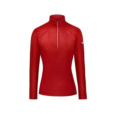 Пуловер женский Descente GABBY | Electric Red | Вид 1