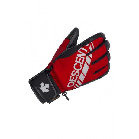 Перчатки Descente QUENTIN | Electric Red | Вид 1