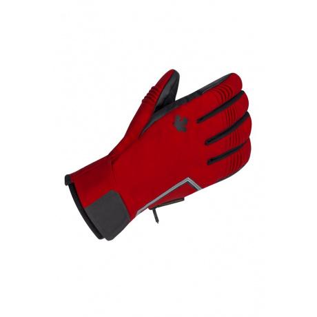 Перчатки Descente PITCH | Electric Red | Вид 1