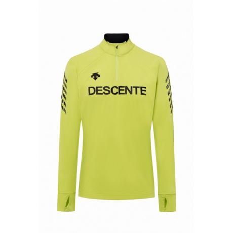 Пуловер DESCENTE 1/4 ZIP | Lime Green | Вид 1