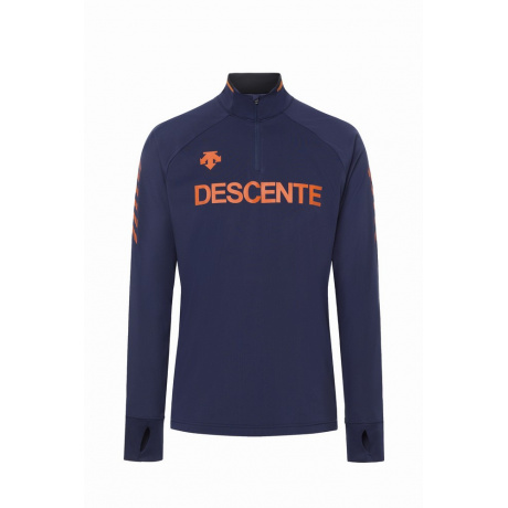 Пуловер DESCENTE 1/4 ZIP | Dark Night | Вид 1
