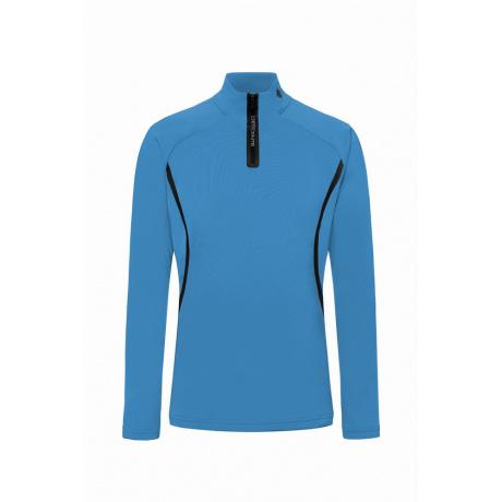 Пуловер Descente RYAN | Airway Blue | Вид 1