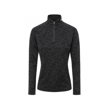 Пуловер женский Descente EVELYN | Black | Вид 2