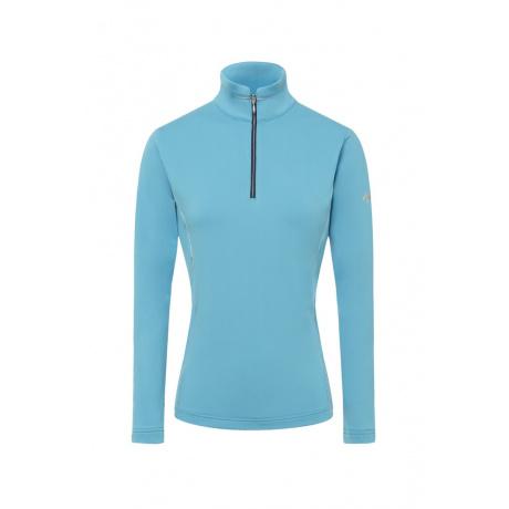 Пуловер женский Descente JAMEE | Cerulean Blue | Вид 1