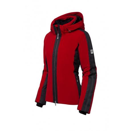 Куртка женская Descente GIANNA | Electric Red | Вид 1