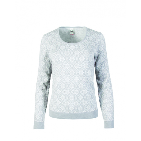 Свитер женский Dale of Norway Sonja Feminine sweater | Off white | Вид 1