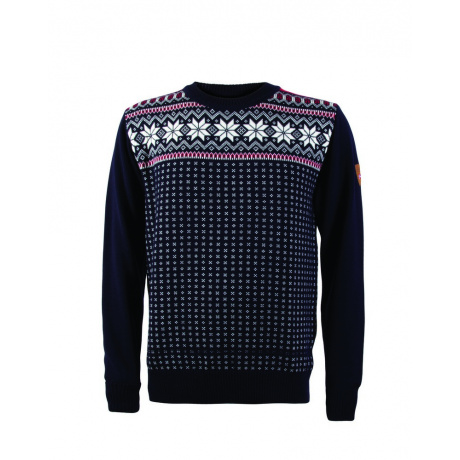 Свитер Dale of Norway Garmisch Masculine | Navy | Вид 1