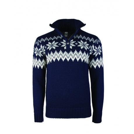 Пуловер Dale of Norway Myking Masculine | Navy | Вид 1