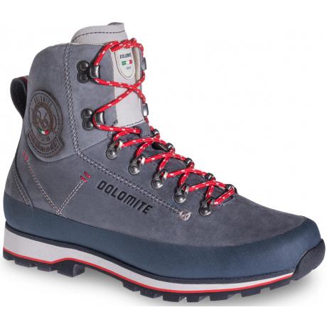 Ботинки мужские Dolomite M's 60 Dhaulagiri   Gunmeta Grey   Вид 1