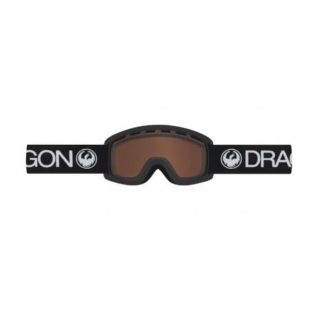 Горнолыжная маска Dragon LIL D, Coal | Coal | Вид 1