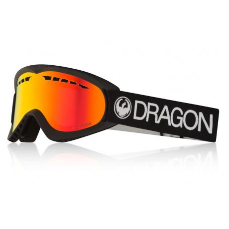 Маска Dragon DX   Black   Вид 2