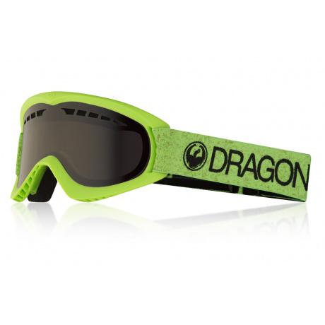 Маска Dragon DX   Green   Вид 3
