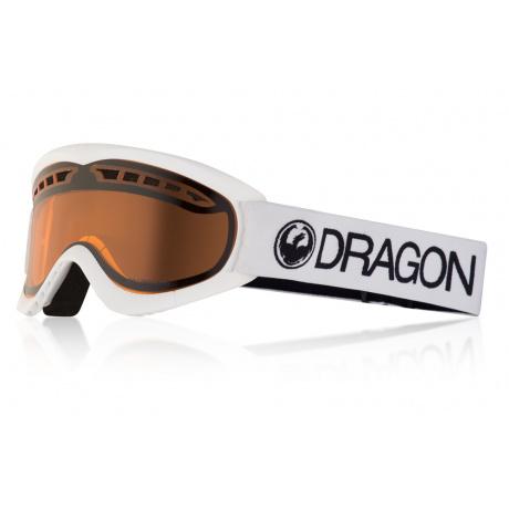 Маска Dragon DXS   White   Вид 1