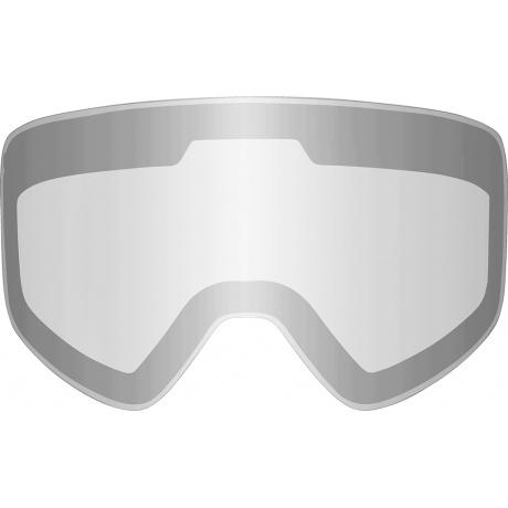 Линза Dragon D1 OTG   Clear   Вид спереди