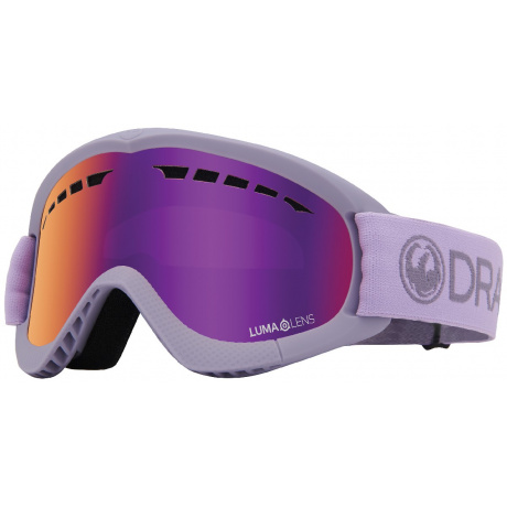 Горнолыжная маска Dragon DXS Ion, ULTRAVIOLET  | Ultraviolet | Вид 1