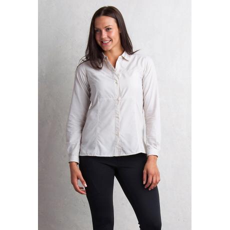 Рубашка женская Exofficio W Lightscape LS | Malt | Вид 1