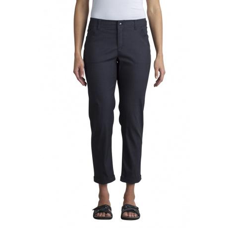 Брюки женские Exofficio W Costera Ankle Pant | Carbon | Вид спереди