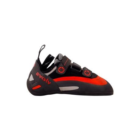 Скальные туфли Evolv Bandit SC | Red/Black | Вид 1