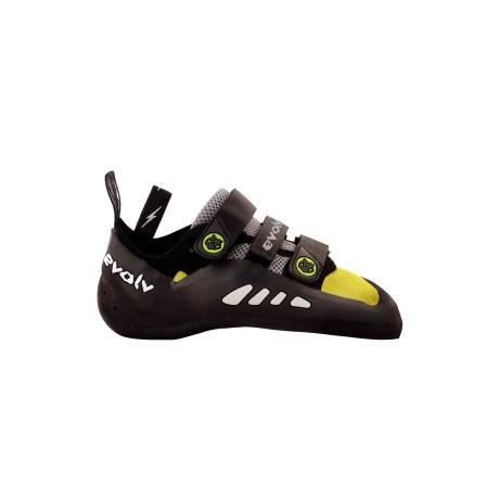 Скальные туфли Evolv Geshido SC | Lime/Grey | Вид 1