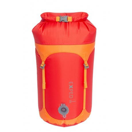 Гермомешок Exped Waterproof Telecompression Bag   Red   Вид 1
